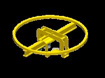 Système de rotation pour convoyeur à friction aérien : réorienter votre charge