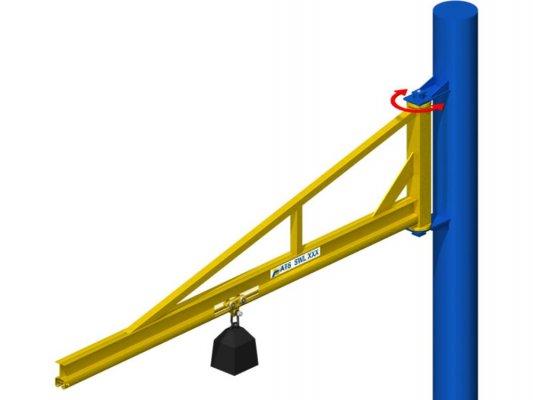 Jib crane 250KG