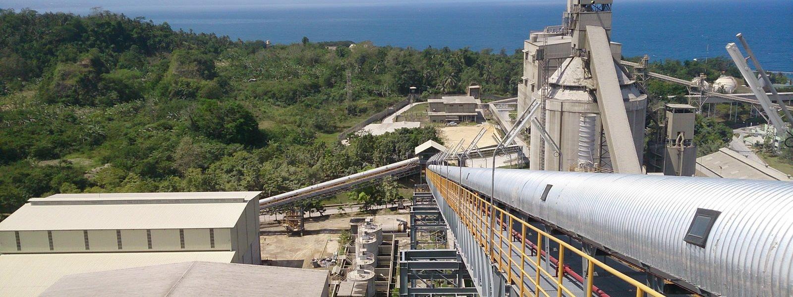 Installation pour combustibles alternatifs ATS Group, Walter Materials Handling en cimenterie aux Philippines à Lugait