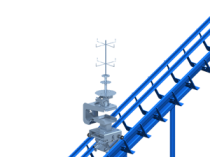 Transport unit for inverted conveyor fitting your constraints