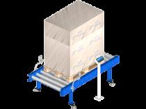 Système de pesée de palette : pour contrôler la conformité de la charge