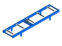 Powered roller bed: the maintenance-free conveyor