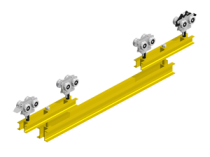 Transporteinheit P&F: angepasst an Ihre Anforderungen