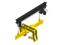 Elevator: the vertical conveyor adapted to the friction handling system