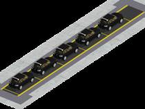 Plastic slat conveyor: more reliability and comfort, less maintenance