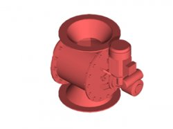 Rotary valve: safe introduction of alternative fuels at the burner