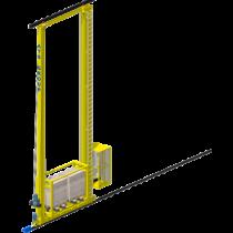 Regalbediengerät: automatisierte und optimierte Lagerung