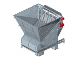 Apron extractor: the raw extraction