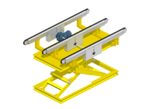 Scissor Lift: Elevation without loss of space
