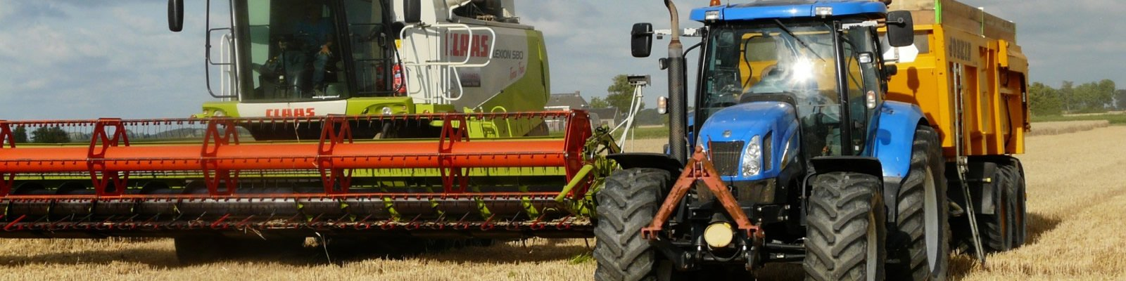 """LKW und Agrartechnik: eine """"XXL"""" Industrie mit besonderen Anforderungen"""